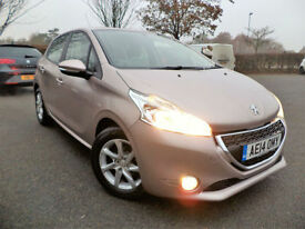 Peugeot 208 1.2 VTi ( 82bhp ) 2014MY Active 1 Owner Full History