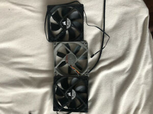 Cheap good quality PC case fans, $5 each