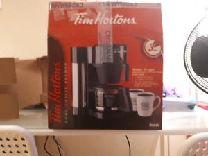 Bunn tim hortins coffee maker