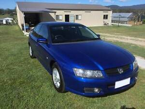 2006 Holden Commodore Sedan Tamborine Ipswich South Preview