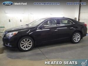 2013 Chevrolet Malibu LTZ   - one owner - local - trade-in - sk