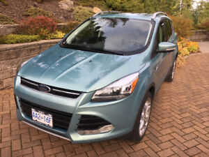 2013 Ford Escape Titanium SUV, Crossover