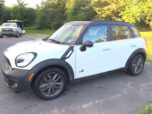 2012 MINI Cooper Countryman S All4 Other