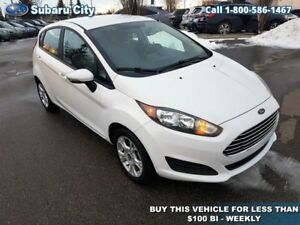 2015 Ford Fiesta SE,HATCHBACK,ALUMINUM WHEELS, AUTO,AIR,TILT,CRU