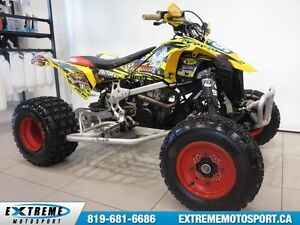 2011 Can-Am DS 450 36,60$/SEMAINE