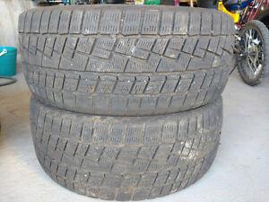 225 50 17 hiver Starfire 2 pneus