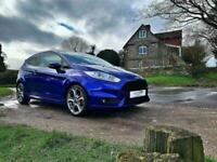 Ford Fiesta 1.6 ( 182ps ) EcoBoost 2014 ST180 ST-3 TURBO PETROL MANUAL ST3 BLUE