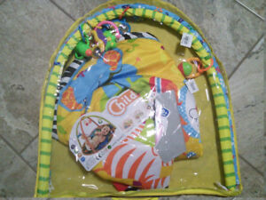 Baby Activity mat with mobile - NEW