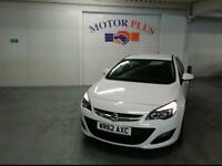 2012 VAUXHALL ASTRA ACTIVE HATCHBACK PETROL