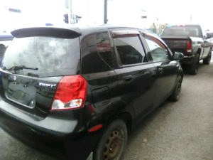 2007 Suzuki Swift full pour 1000$