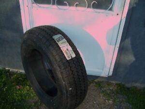 New Michelin tire 800x16.5 (E) series