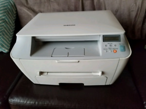 Samsung SCX-4100 Laser Printer Scanner