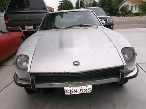Looking for Datsun 240z front air dam!