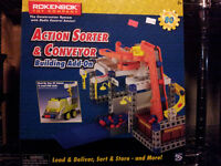 ROKENBOK Action Sorter Conveyor ( BRAND NEW )