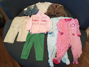 Girls clothes size 18-24 months -lot