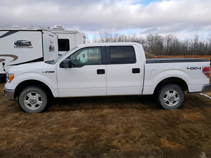 2009 xlt F150 supercrew