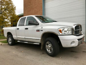 2009 Dodge Quad Cab For Sale