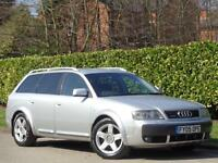 2005 AUDI A6 ALLROAD+2.5TDI QUATTRO AUTOMATIC+FULLY LOADED+PX WELCOME