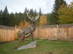 Life Size Elk