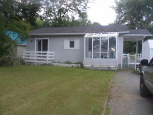 OPEN HOUSE SUN 2-4 Bungalow on Canal near Quebec Border