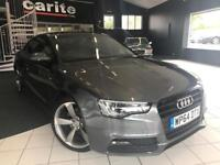 Audi A5 Tdi Black Edition Coupe 2.0 Manual Diesel