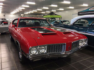 Oldsmobile Cutlass 442, 1970