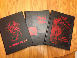 1980 and 81 Bathurst High yearbooks