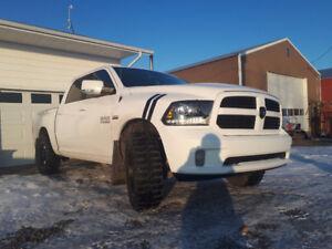 2014 Dodge Power Ram 1500 sport Pickup Truck