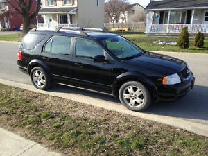 2006 Ford FreeStyle/Taurus X Limited SUV, Crossover