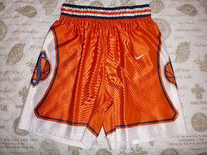Nike Syracuse Orange Basketball Shorts Mens Size Medium