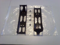 Brand New Can-Am Renegade Factory Footpegs - Powdecoated Black