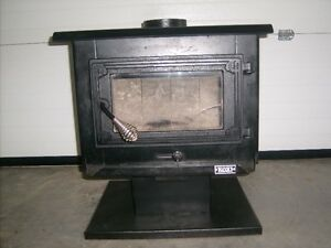Kozy Wood Stove