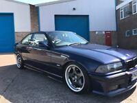 BMW 328i Sport E36 Coupe (not M3 Replica, BBS, Showcar etc)