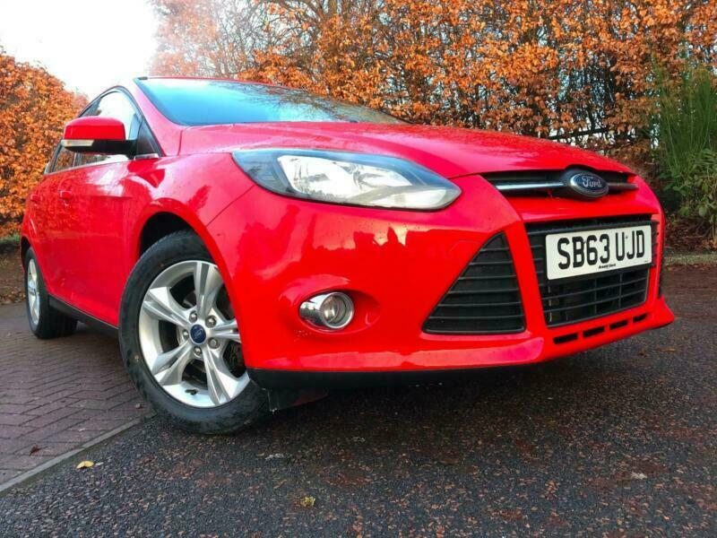 2014 Ford Focus Warranty >> 6 Mths Warranty 2014 63 Ford Focus 1 6 Ti Vct 125bhp Automatic With Only16k In Dundee Gumtree