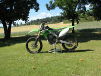 KX 450 F Mint Condition - barely used!