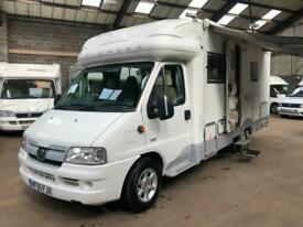 Peugeot BOXER 330 LX LWB HDI AUTO CRUISE PIONEER 4 BERTH MOTOR HOME