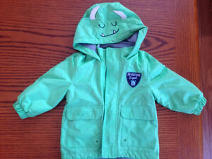 Carters Fall Coat!