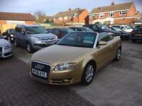 2006 AUDI A4 1.8T 2dr