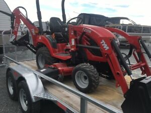 *FALL SALE* TYM 194 Tractor PACKAGE DEAL