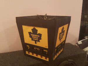 Maple Leafs Scoreboard Light