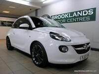 Vauxhall ADAM 1.2I 16V VVT GLAM [3X SERVICES, PANORAMIC ROOF and DMB RADIO]