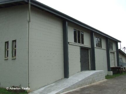 REDUCED-TOLGA - Next to racecourse - 2 x sheds/hall -  industrial