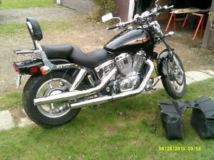 Moto Honda shadow Spirit  1997