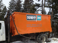 Junk Removal, Bin Rentals & Bobcat Services PLUS We Price Match!
