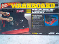 Portable Parts washer or cleaner