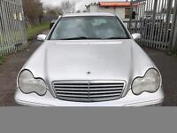 2001 Mercedes-Benz C Class 2.2 C220 CDI Classic Selection 4dr