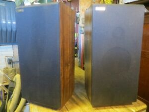 Fisher Speakers - Model ST 605