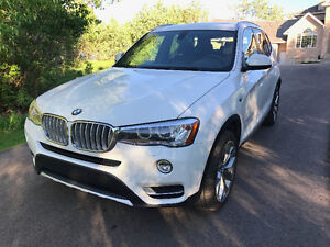 Beautiful 2016 BMW X3 i28