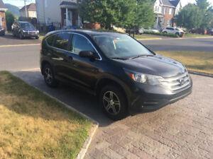 Honda CRV LX AWD 2012