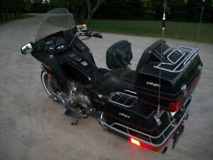 1984 Gold Wing Interstate 1200 cc